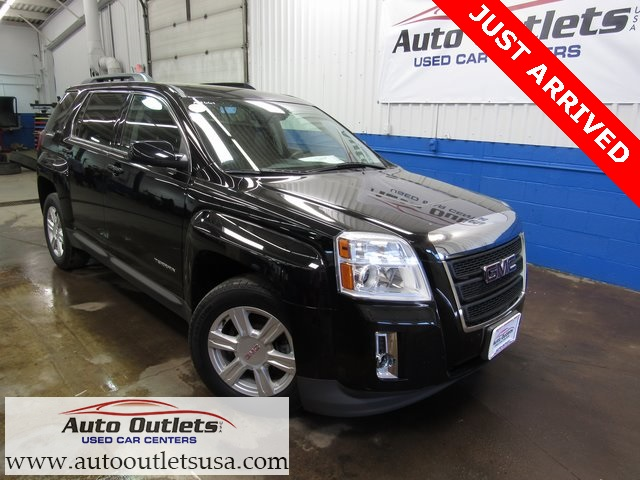 pre owned 2014 gmc terrain sle 2 4d sport utility in wolcott a2661 auto outlets usa. Black Bedroom Furniture Sets. Home Design Ideas